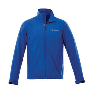 Men's Maxson Softshell Jacket - ROYAL